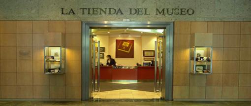 tienda del museo